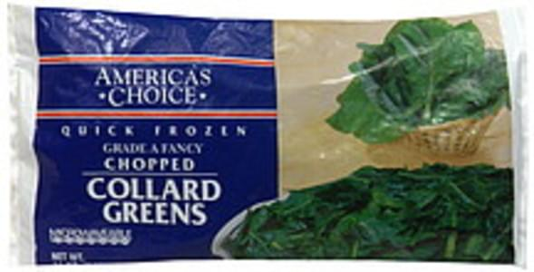 America's Choice Collard Greens Chopped
