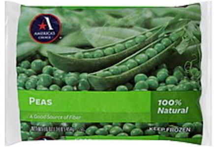 Americas Choice Peas