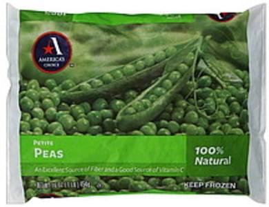 Americas Choice Peas Petite