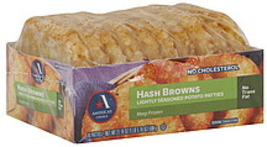 Americas Choice Hash Browns - 10 ea
