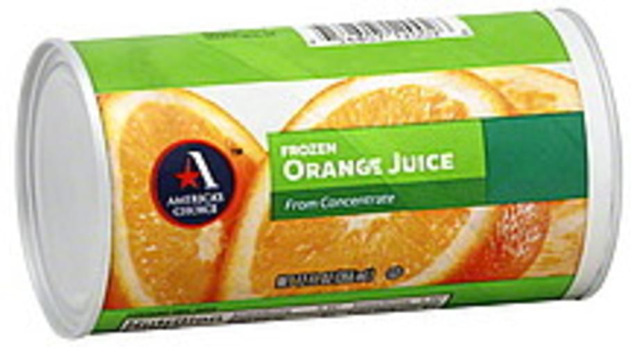 Americas Choice Orange, Frozen, From Concentrate Juice - 12 oz