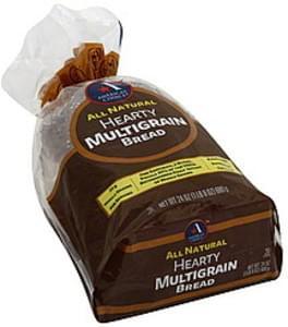 Americas Choice Bread Hearty Multigrain