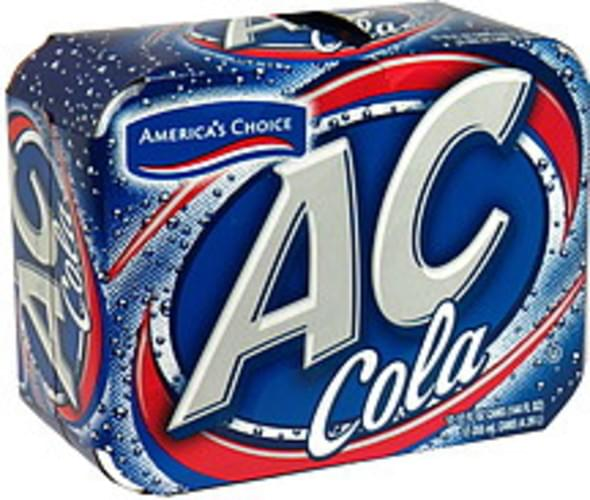 Americas Choice Cola - 12 ea