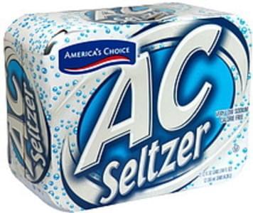 Americas Choice Seltzer