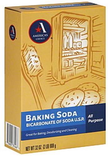 Americas Choice All Purpose Baking Soda - 32 oz