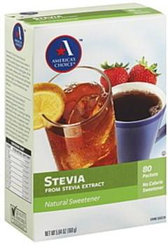 Americas Choice Stevia