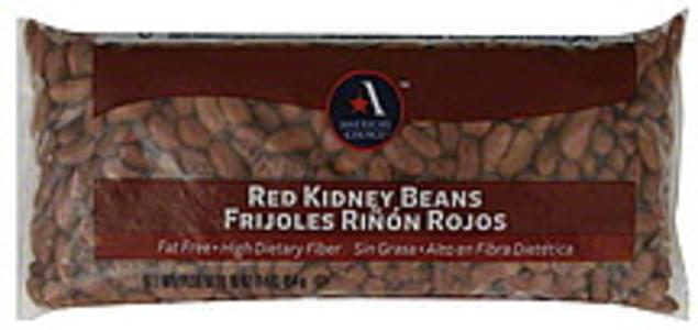 Americas Choice Kidney Beans Red