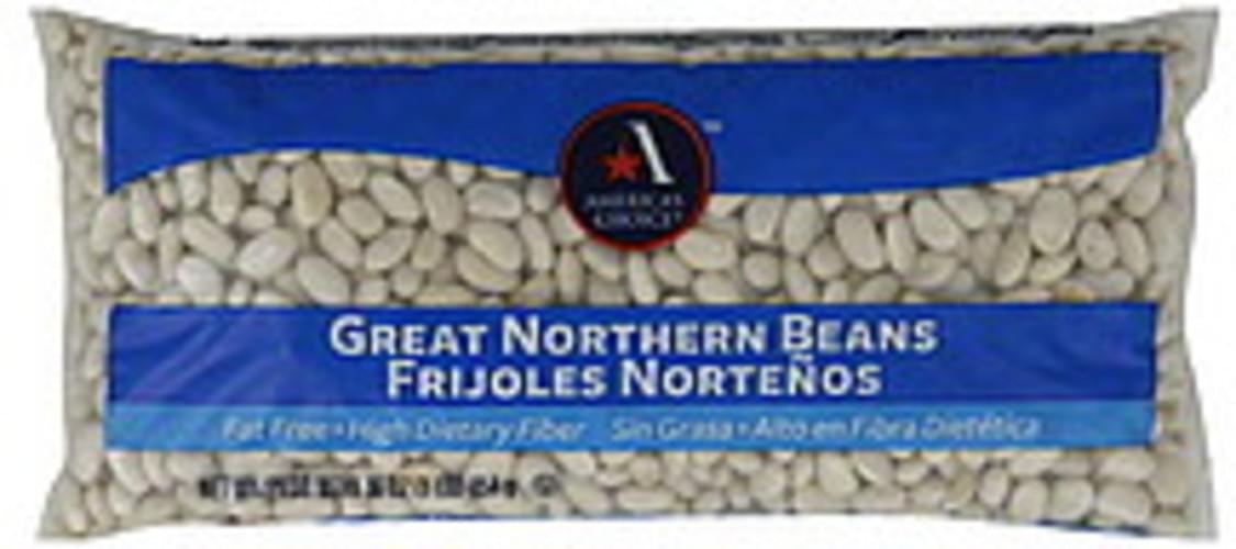 Americas Choice Great Northern Beans - 16 ea