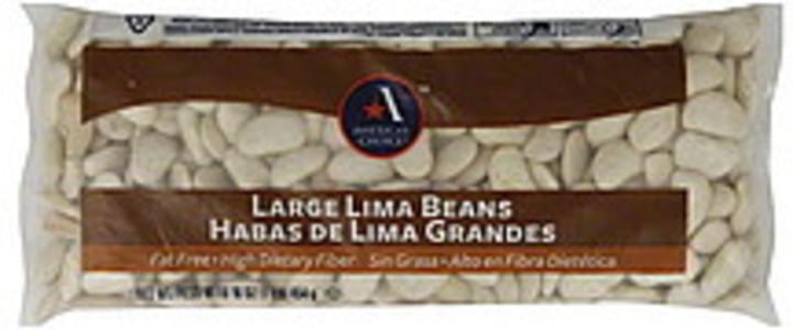 Americas Choice Lima Beans Large