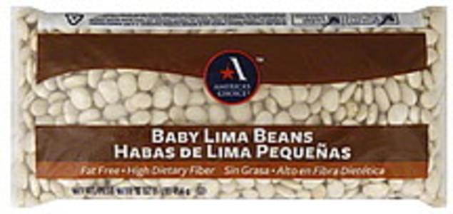Americas Choice Lima Beans Baby