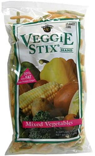 Mixed Vegetables Veggie Stix