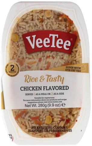 Veetee Chicken Flavored Rice - 280 g