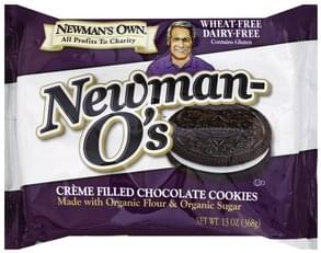 Newmans Own Cookies