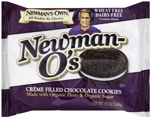 Newmans Own Cookies - 13 oz