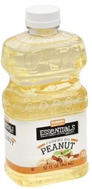 Fairway Peanut Cooking Oil - 32 oz