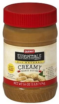 Fairway Peanut Butter Creamy