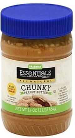 Fairway Peanut Butter Chunky
