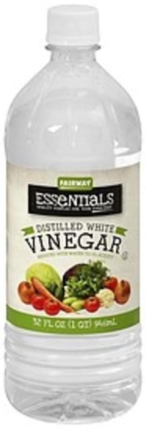 Fairway Distilled White Vinegar - 32 oz
