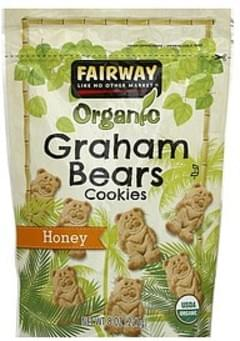 Fairway Cookies Graham Bears, Honey