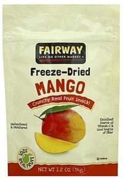 Fairway Mango Freeze-Dried