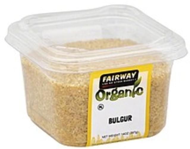 Fairway Bulgur - 14 oz