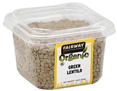 Fairway Lentils Green