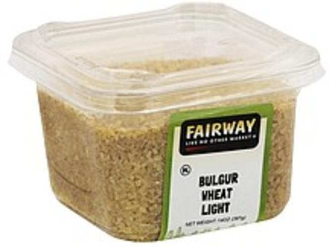 Fairway Light Bulgur Wheat - 14 oz