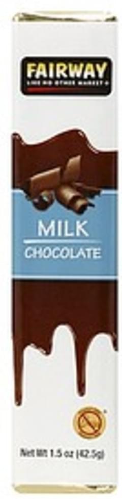 Fairway Milk Chocolate