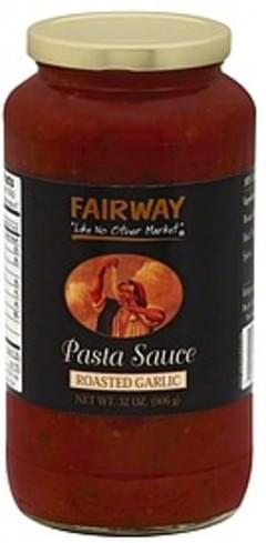 Fairway Pasta Sauce Roasted Garlic
