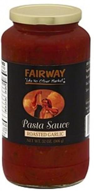 Fairway Roasted Garlic Pasta Sauce - 32 oz