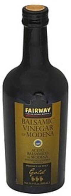 Fairway Balsamic Vinegar of Modena