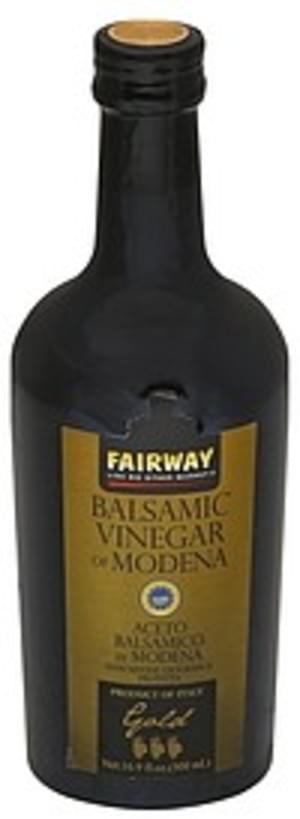 Fairway of Modena Balsamic Vinegar - 9 oz