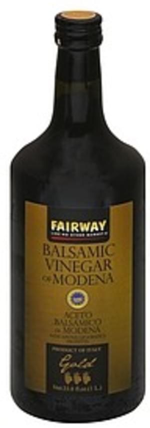 Fairway of Modena Balsamic Vinegar - 33.8 oz