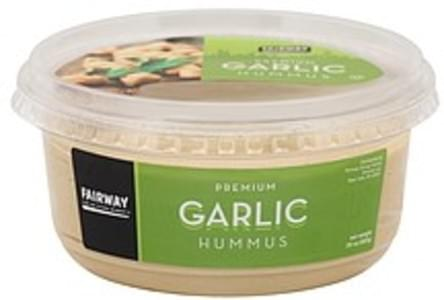 Fairway Hummus Premium, Garlic