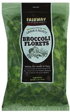 Fairway Broccoli Florets