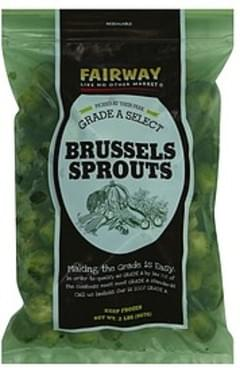 Fairway Brussels Sprouts