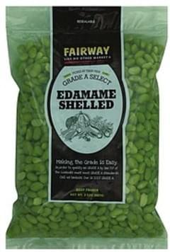 Fairway Edamame  Edamame, Shelled