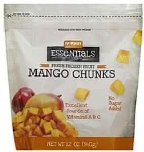Fairway Mango Chunks