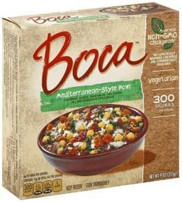 Boca Mediterranean-Style Bowl