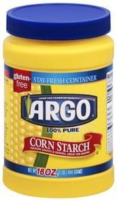 Argo Corn Starch 100% Pure