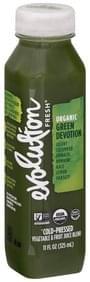 Evolution Fresh Vegetable & Fruit Juice Blend Organic, Green Devotion, Cold-Pressed