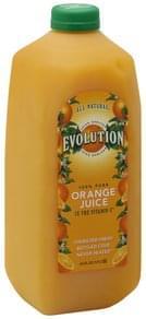 Evolution Juice 100% Pure, Orange