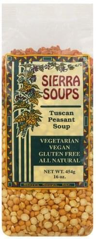 Sierra Soups Tuscan Peasant Soup - 16 oz