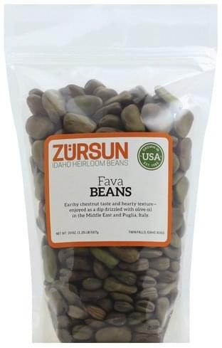 Zursun Fava Beans - 24 oz