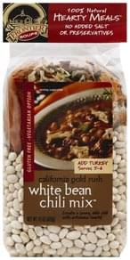 Frontier Soups Chili Mix White Bean