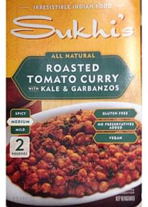 82a18ae4589ea Grainful Thai Curry - 10 oz, Nutrition Information | Innit