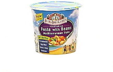 Dr McDougalls Vegetarian Pasta with Beans, Mediterranean Style