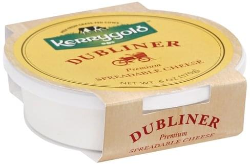 Kerrygold Premium, Dubliner Spreadable Cheese - 6 oz