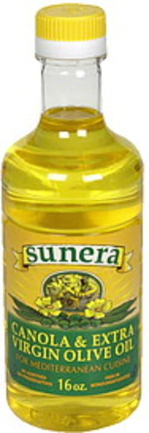 Sunera Canola & Extra Virgin Olive Oil - 16 oz