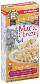 Pastariso Mac & Cheeze Organic, Gluten Free